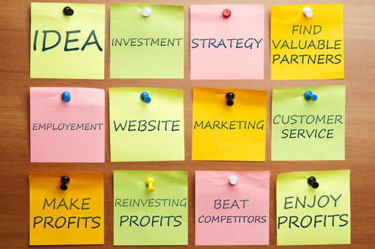 A plan for your business | KLEVUR